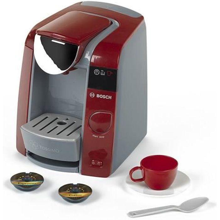 DINETTE - CUISINE KLEIN - Machine à expresso électronique Bosch Tass