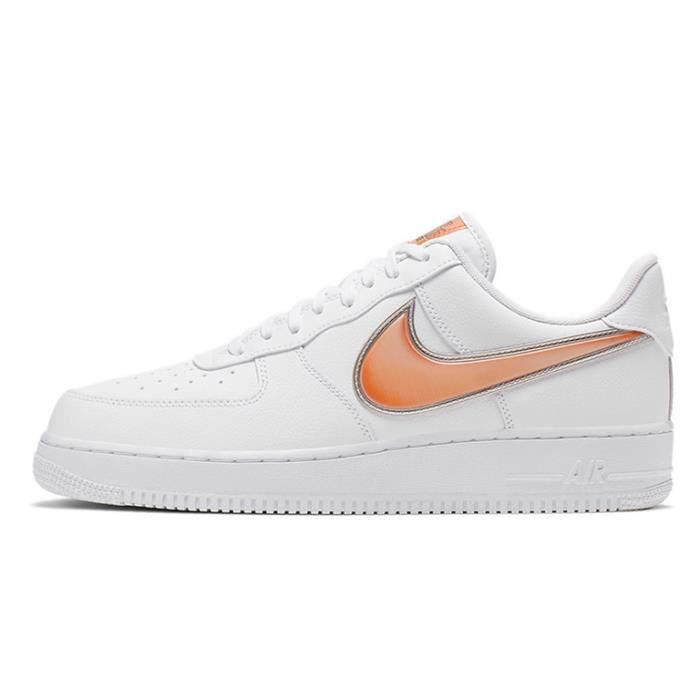 Nike Air Force 1 Low Chaussures Baskets AF1 Airforce One Ref ...