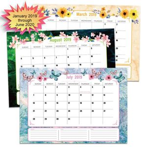 Achat Calendrier 2019.Calendrier 2019 2020