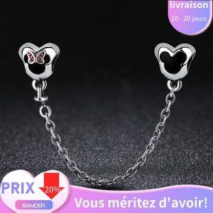 Charm's Bamoer Argent 925 Femmes Disney Charms Perles Comp