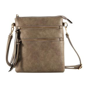 SAC À MAIN Women's Lightweight Crossbody Bags For With Functi