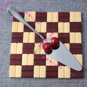 SPATULE - MARYSE Acier inoxydable outils de cuisson avec gâteau de
