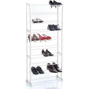 MEUBLE À CHAUSSURES Rack à chaussures 30 paires