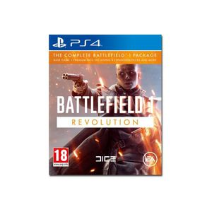 JEU PS4 Battlefield 1 Revolution PlayStation 4