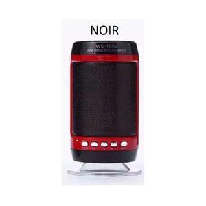 ENCEINTE NOMADE Enceinte/Haut Parleur Bluetooth Noir WS-1806B -  -