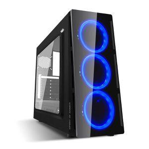 UNITÉ CENTRALE  Pc Gamer Deathmatch 5 Blue INTEL I5 9400F - GeForc