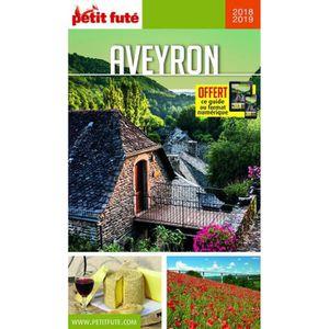 GUIDES DE FRANCE Livre - GUIDE PETIT FUTE ; DEPARTEMENTS ; Aveyron