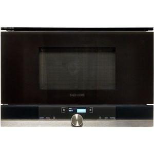 MICRO-ONDES Micro ondes encastrable Siemens BE634LGS1 • Micro-