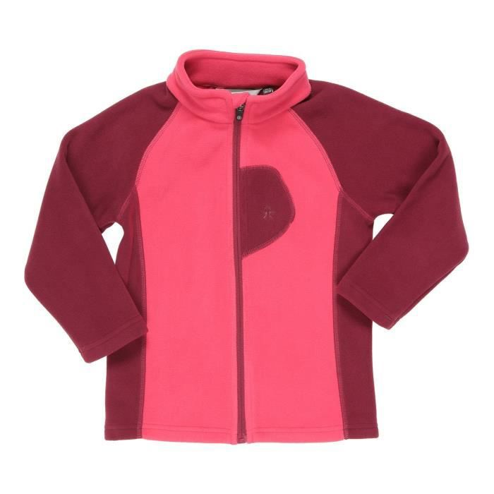 COLOR KIDS Veste Double Face Rafting Rouge