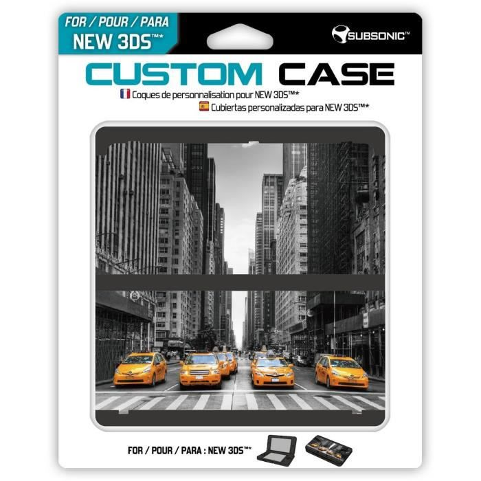 Coque New York pour New 3DS