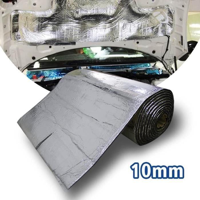 PARE-SOLEIL - BANDE SOLAIRE - FILM SOLAIRE Motify-GT Lingda Tapis de voiture isolant 10 mm, isolation thermique et sonore, mod47