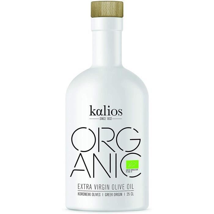Huile d'olive bio - 25cl