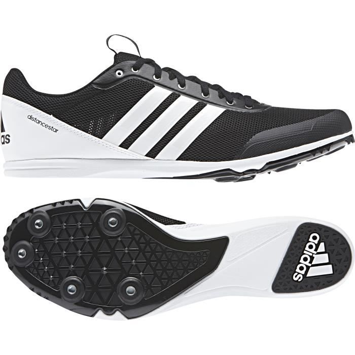 Chaussures d'athlétisme d'athlétisme adidas Distancestar