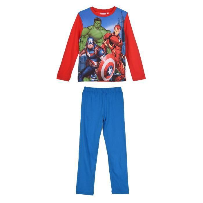 Avengers, Pyjama Long Garçon