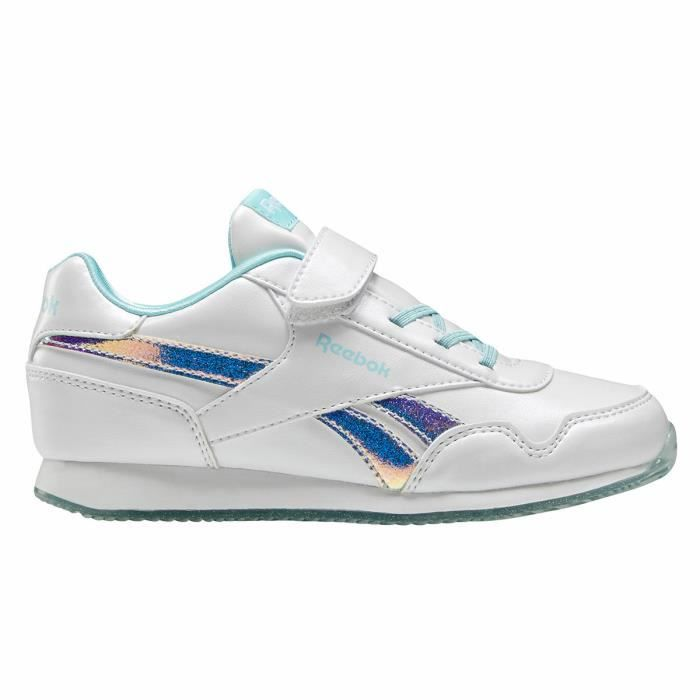 Reebok Fille baskets en couleur Blanc - Taille 28