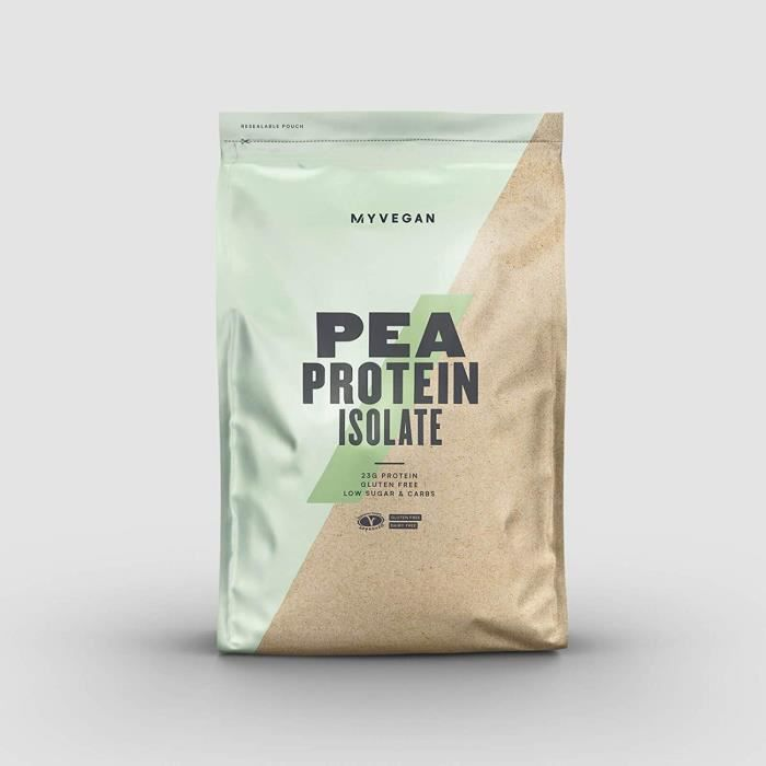 MyProtein My Protein Pea Isolat de Protéine 1 kg - 10530138