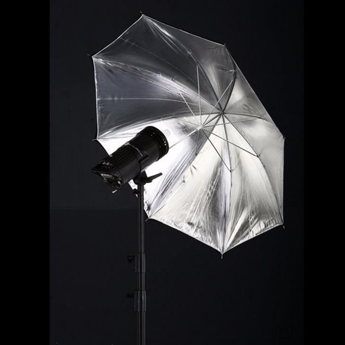 UK 43'' 110cm Parapluie Studio Photographie Diffuseur Réflecteur Softbox Photo