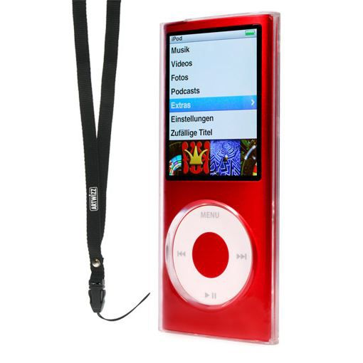 Artwizz housse protection ipod nano 4g achat vente for Housse ipod nano