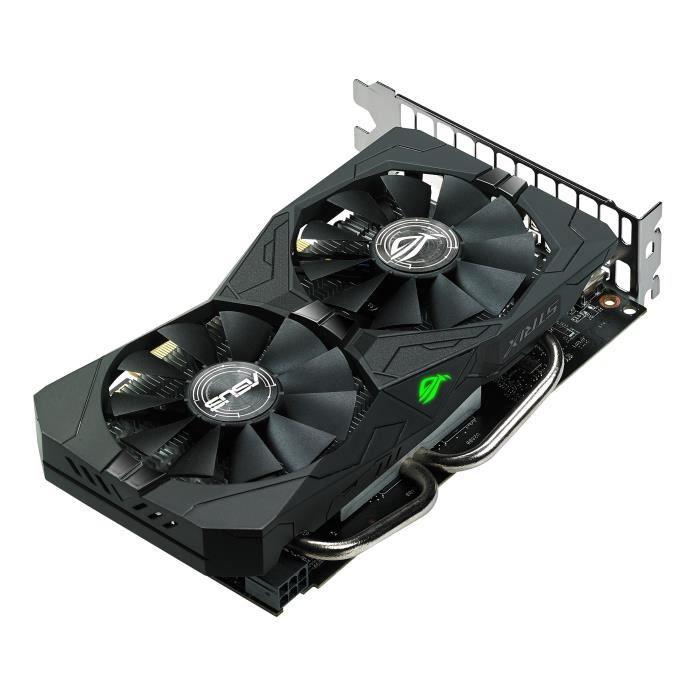 CARTE GRAPHIQUE INTERNE ASUS Carte graphique AMD ROG STRIX RX560-4G GAMING
