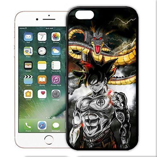 coque iphone 7 dragon ball z gt