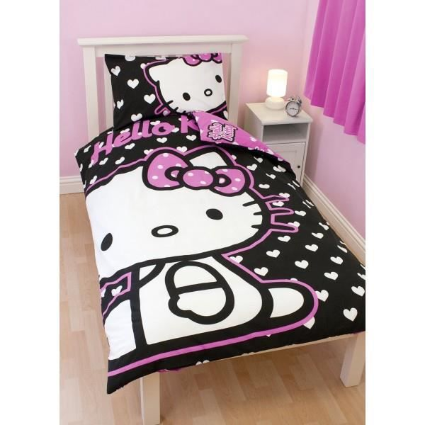 lit hello kitty pas cher fabulous descente lit decoration chambre enfants with chambre complete. Black Bedroom Furniture Sets. Home Design Ideas