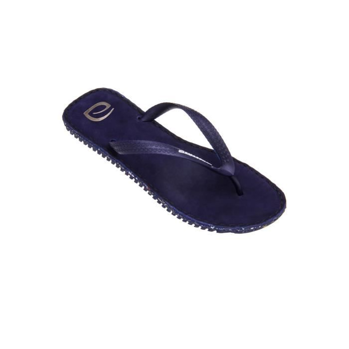 Tongs homme Amazonas Eco Leather Marine