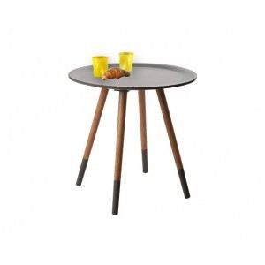 Table basse art grise achat vente table basse table basse art grise cdi - C discount table basse ...