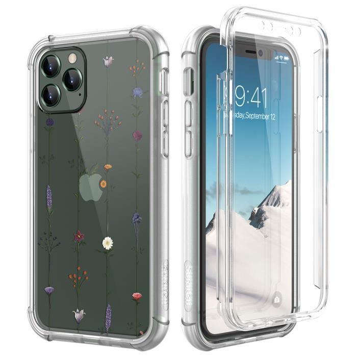 Coque iPhone 11 PRO MAXKENZO Gris 1 Antichoc Premium Coque Compatible iPhone 11 PRO MAX