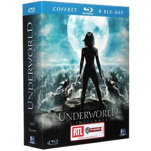 BLU-RAY FILM Blu-ray Coffret Underworld