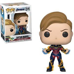 FIGURINE DE JEU Figurine Funko Pop! Marvel : Endgame - Captain Mar