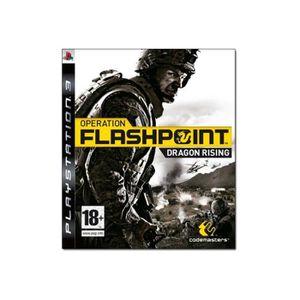 JEU PS3 Operation Flashpoint Dragon Rising PlayStation 3