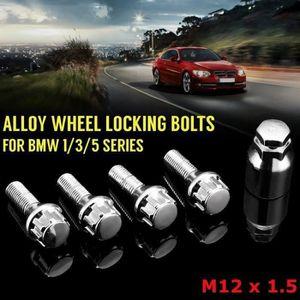 M12 x 1,5 remplacement roue pour remorque boulons Sphérique Hubs Hub Pack 8