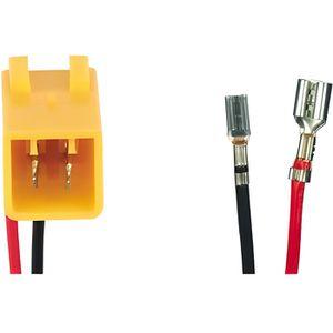 CÂBLE TV - VIDÉO - SON 2 Cables adaptateurs haut-parleur - Alfa romeo / C