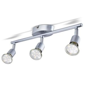 PLAFONNIER B.K. Licht plafonnier LED 3 spots orientables, spo