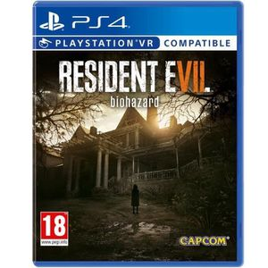 JEU PS4 Resident Evil 7 Biohazard PS4+1 Dual Shock SONY Of