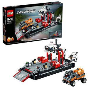 ASSEMBLAGE CONSTRUCTION Lego Technic Hovercraft Building Blocks pour les g