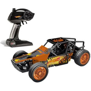 VOITURE - CAMION HOT WHEELS Stunt Buggy R/C 1:10 (Batterie)