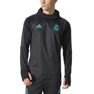 Imperméable - Trench veste - Coupe-vent Adidas Real Madrid Warm Top
