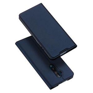 COQUE - BUMPER Coque OnePlus 7T Pro, Étui Folio Portefeuille de C