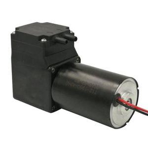 Mini pompe /à air 15L mini pompe /à vide /électrique /à haute pression de pompe /à vide de diaphragme de CC 24V pour la machine de massage