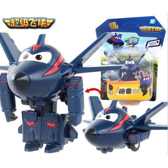 Shlk 1 Pcs Superwings Super Wings Figurines Jouets Robots