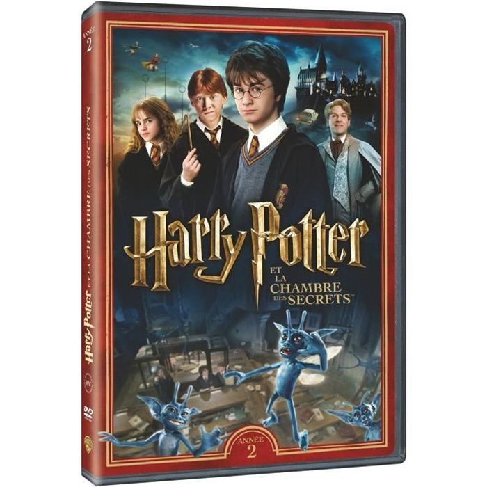Dvd harry potter et la chambre des secrets en dvd film - Streaming harry potter et la chambre des secrets ...