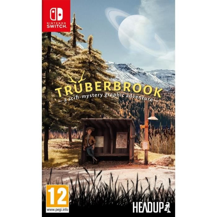Trüberbrook Jeu Switch