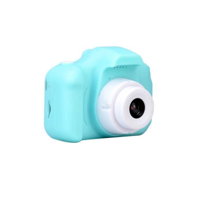 Appareil photo enfant,Livraison rapide enfants caméra jouets bébé Cool appareil Photo numérique enfants jouet éducatif - Type Green