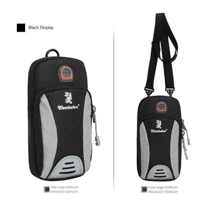 Sac multifonctionnel pour téléphone portable, sacoche extérieur pour hommes et femmes, sac à bras de sport pou PK13337001