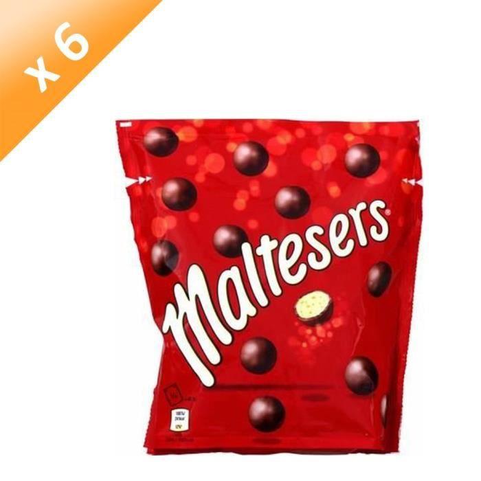 [LOT DE 6] MARS WRIGLEY CONFECTIONERY FRANCE Malteser - 192,5 g