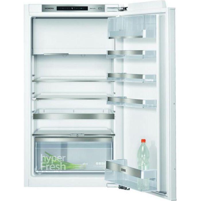 siemens - réfrigérateur 1 porte intégrable à pantographe 154l a++ - ki32ladf0