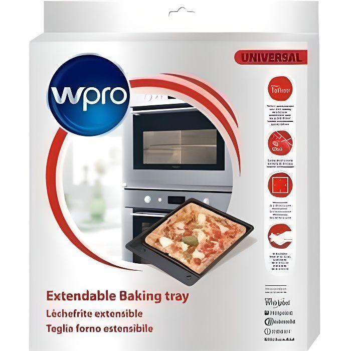 WPRO UBT521 lèche frite extensible