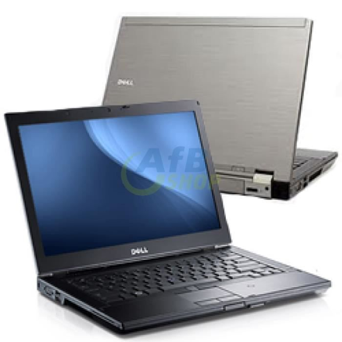 dell latitude e6410 intel core i5 2 40ghz prix. Black Bedroom Furniture Sets. Home Design Ideas