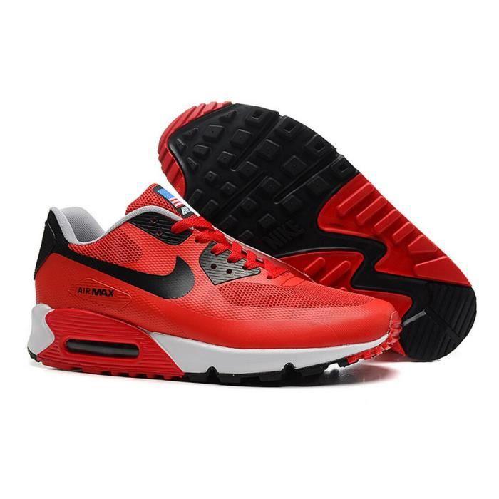 Mixte Nike Air Max 90 USA Flag Baskets Sport Chaussures de course ...